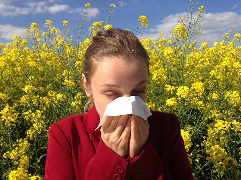 Samozdravljenje alergije