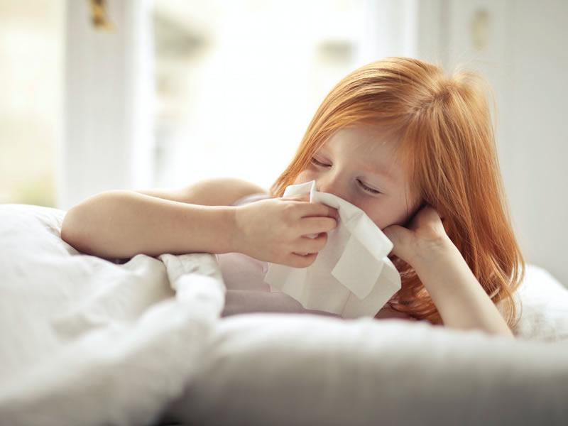 Okrepimo imunsko odpornost otrok